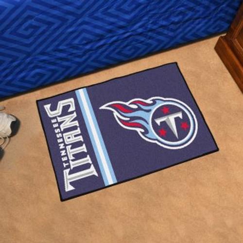 Tennessee Titans Uniform Inspired Starter Mat
