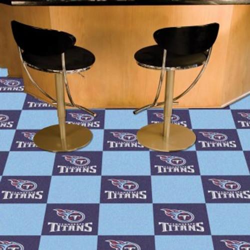 Tennessee Titans Team Carpet Tiles
