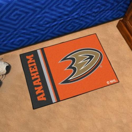 Anaheim Ducks Logo Starter Mat
