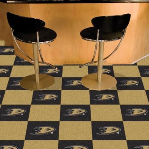 Anaheim Ducks Team Carpet Tiles