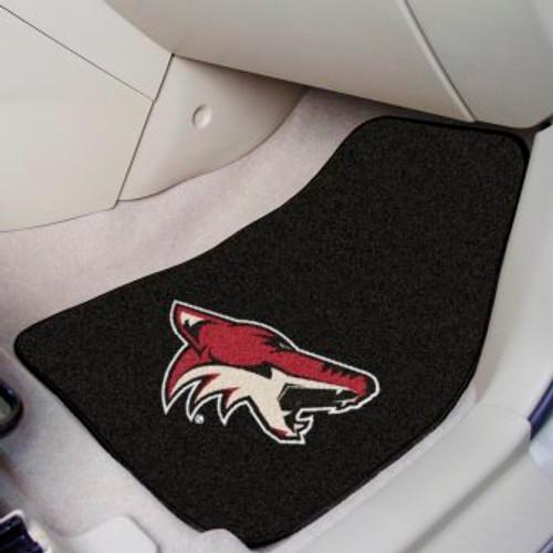 Arizona Coyotes 2-pc Carpet Car Mat Set