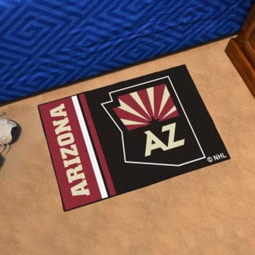 Arizona Coyotes Logo Starter Mat