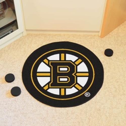 Boston Bruins Hockey Mat