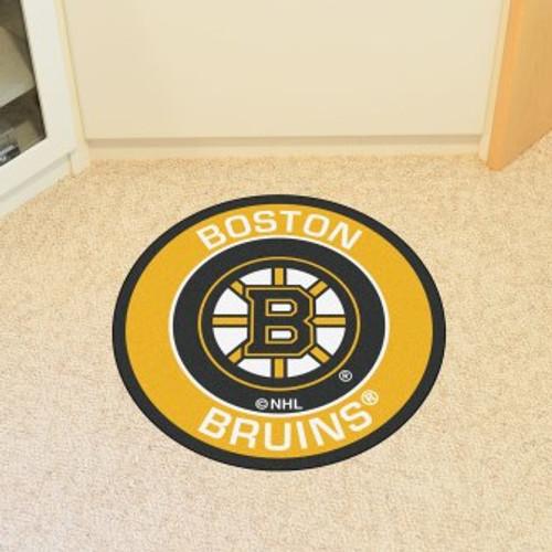 Boston Bruins Roundel Mat