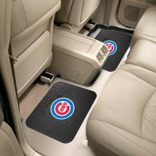 Chicago Cubs Utility Mats 2 Pack