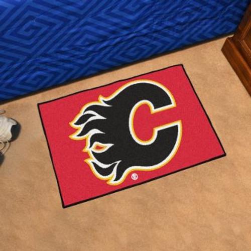 Calgary Flames Starter Mat
