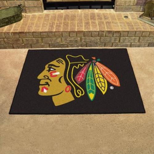 Chicago Blackhawks All Star Mat