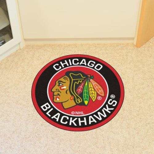 Chicago Blackhawks Roundel Mat