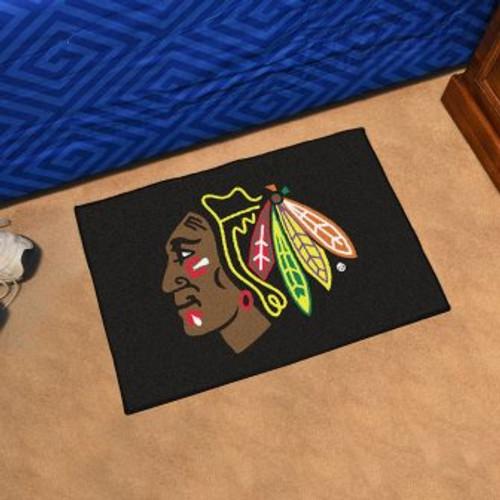 Chicago Blackhawks Starter Mat