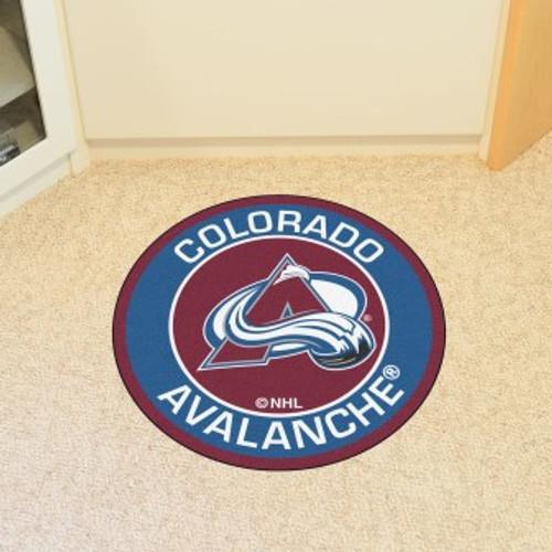 Colorado Avalanche Roundel Mat