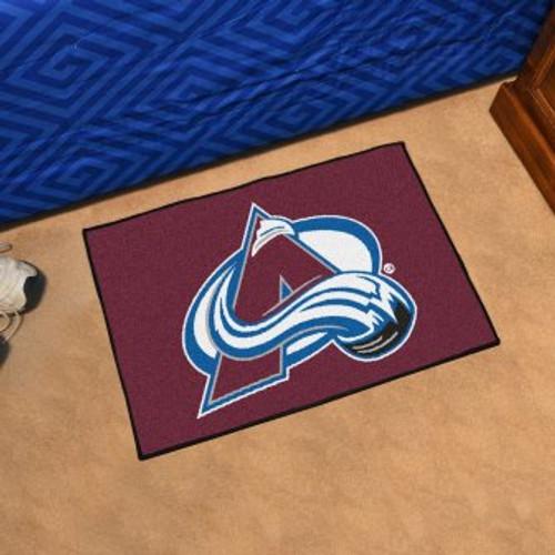 Colorado Avalanche Starter Mat