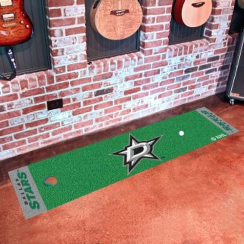 Dallas Stars Putting Green Mat