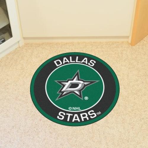 Dallas Stars Roundel Mat