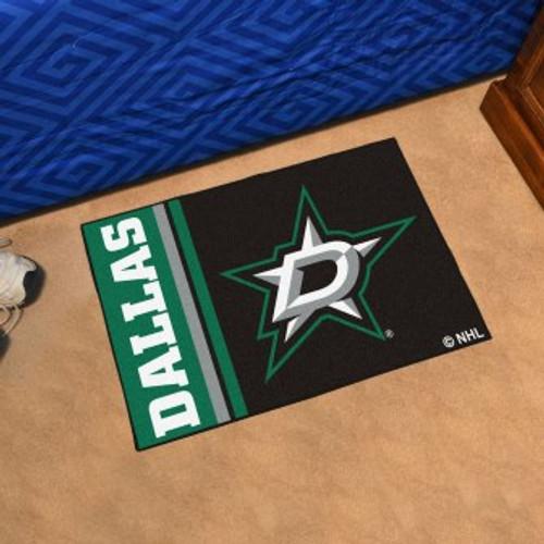Dallas Stars Logo Starter Mat