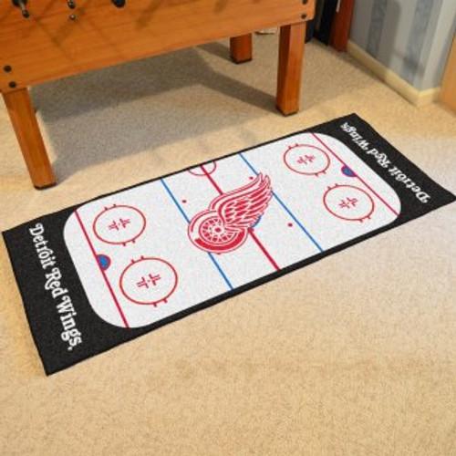 Detroit Red Wings Hockey Runner