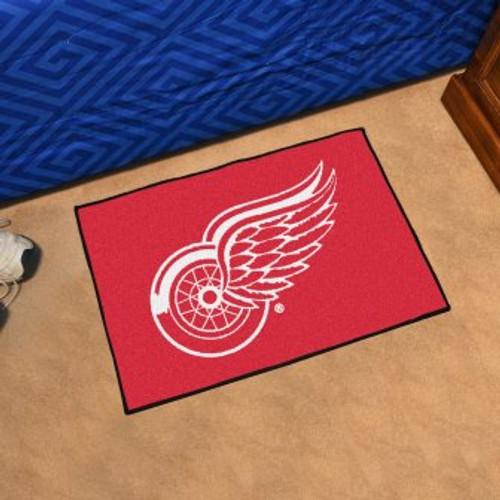 Detroit Red Wings Starter Mat