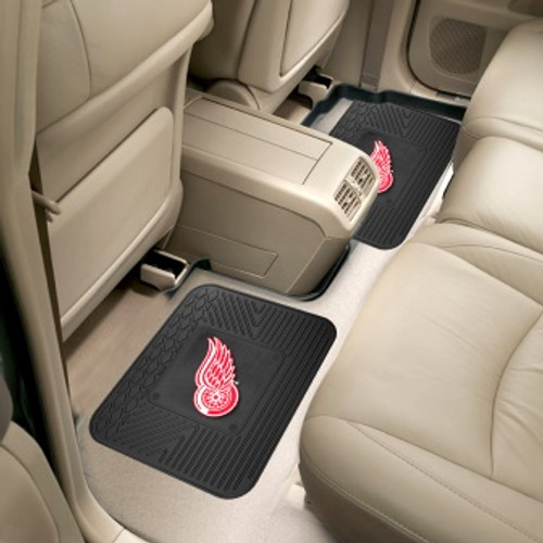 Detroit Red Wings Utility Mats 2 Pack