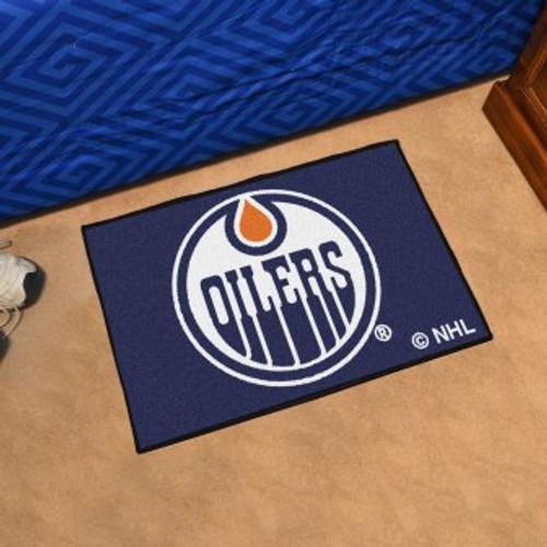 Edmonton Oilers Starter Mat