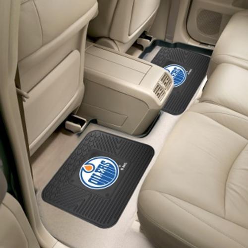 Edmonton Oilers Utility Mats 2 Pack
