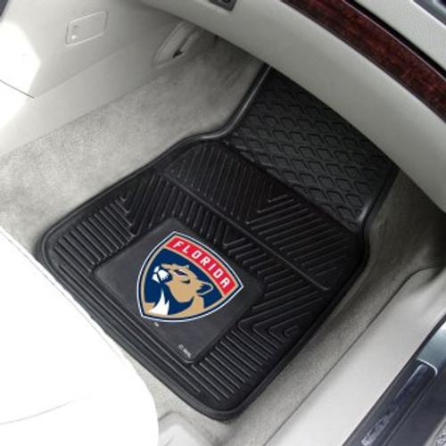 Florida Panthers 2-pc Vinyl Car Mat Set