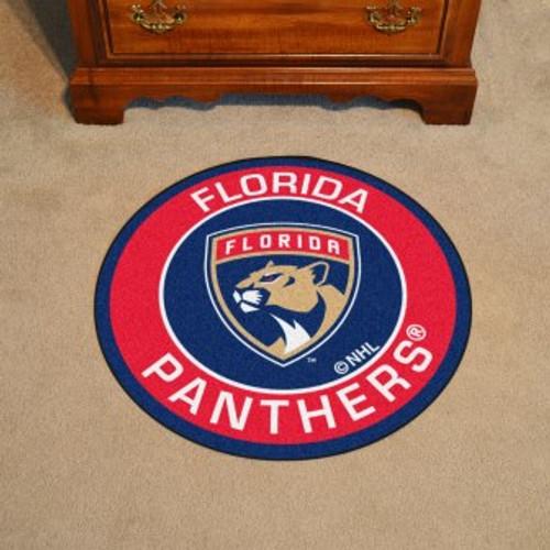 Florida Panthers Roundel Mat