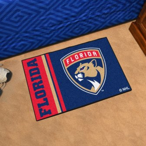 Florida Panthers Logo Starter Mat