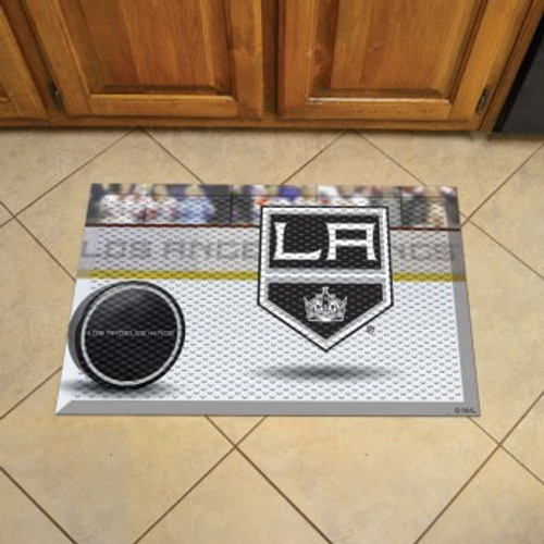Los Angeles Kings Hockey Scraper Mat
