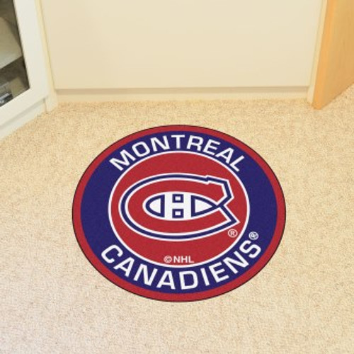 Montreal Canadiens Roundel Mat