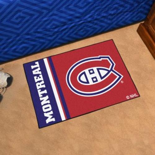 Montreal Canadiens Logo Starter Mat