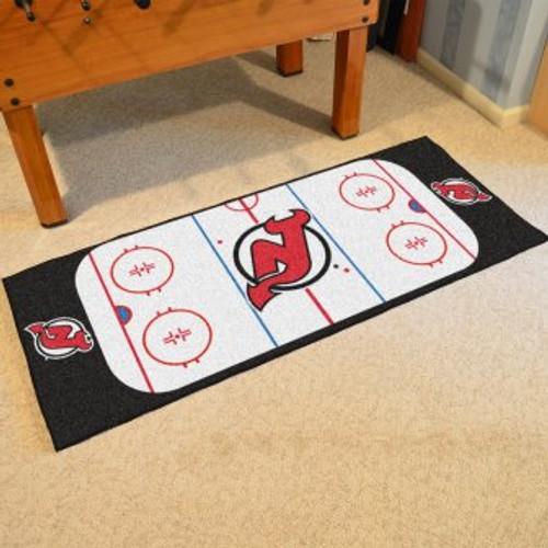 New Jersey Devils Hockey Runner