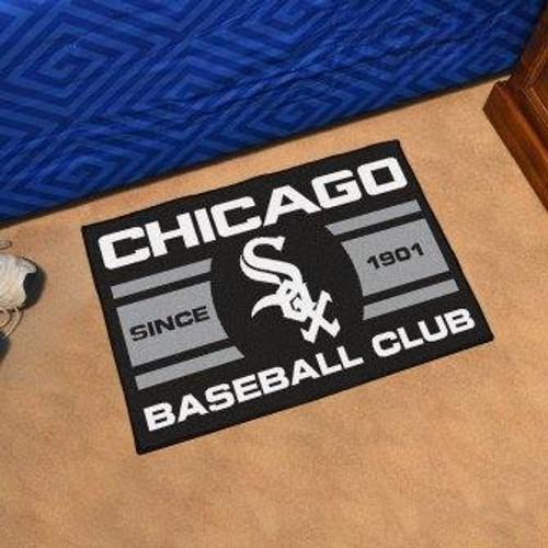 Chicago White Sox Baseball Club Starter Mat