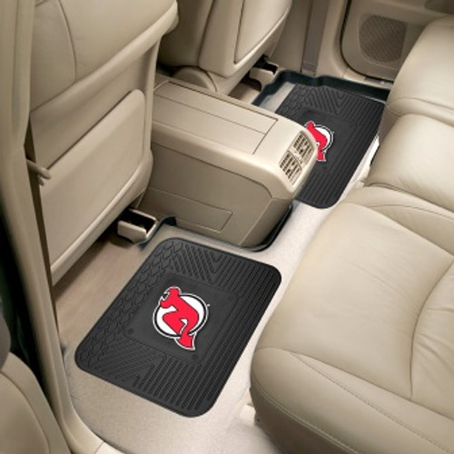 New Jersey Devils Utility Mats 2 Pack