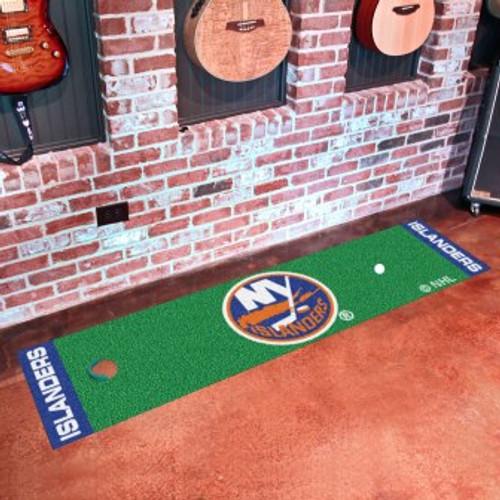 New York Islanders Putting Green Mat