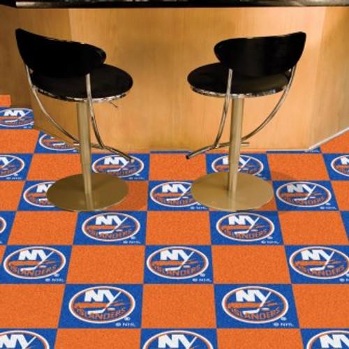 New York Islanders Team Carpet Tiles