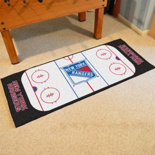 New York Rangers Hockey Runner