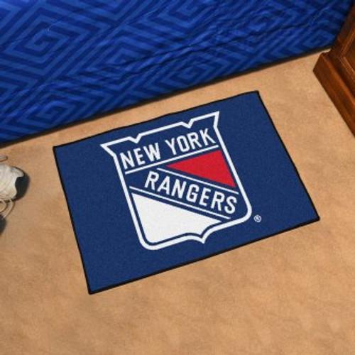 New York Rangers Starter Mat