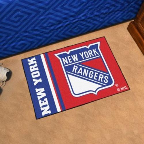 New York Rangers Logo Starter Mat