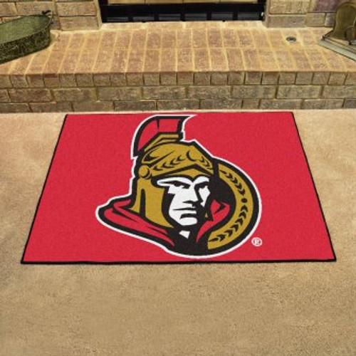 Ottawa Senators All Star Mat