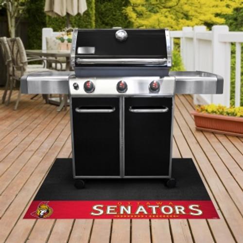 Ottawa Senators Grill Mat