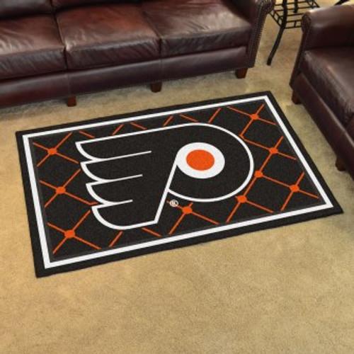 Philadelphia Flyers 4x6 Rug