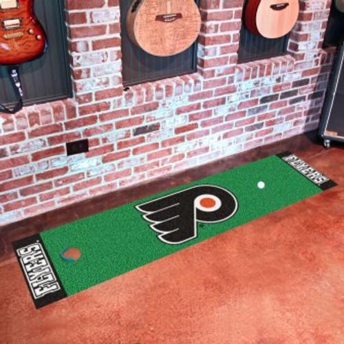 Philadelphia Flyers Putting Green Mat