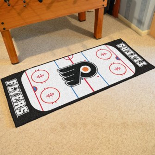 Philadelphia Flyers Hockey Runner