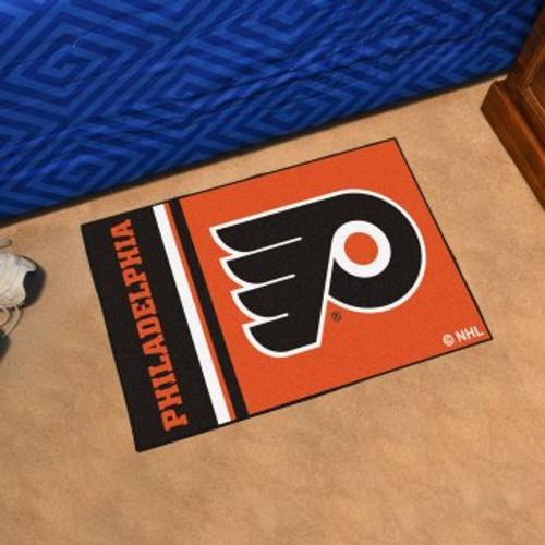 Philadelphia Flyers Logo Starter Mat