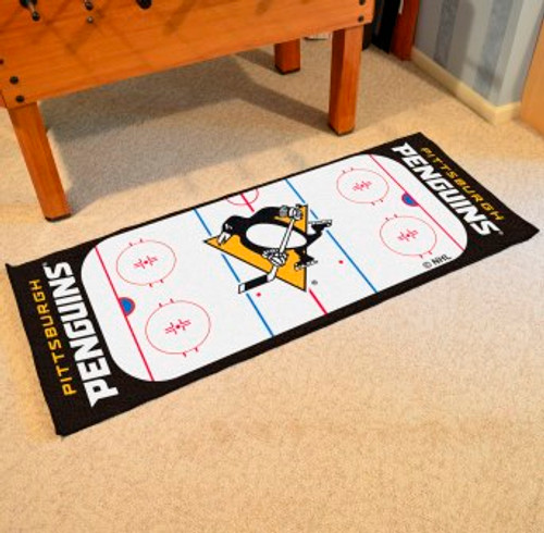 Pittsburgh Penguins Hockey Runner
