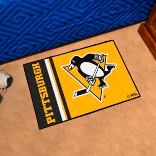 Pittsburgh Penguins Logo Starter Mat