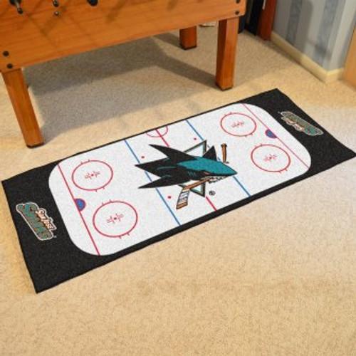 San Jose Sharks Hockey Runner
