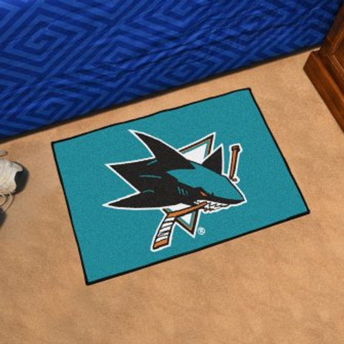 San Jose Sharks Starter Mat