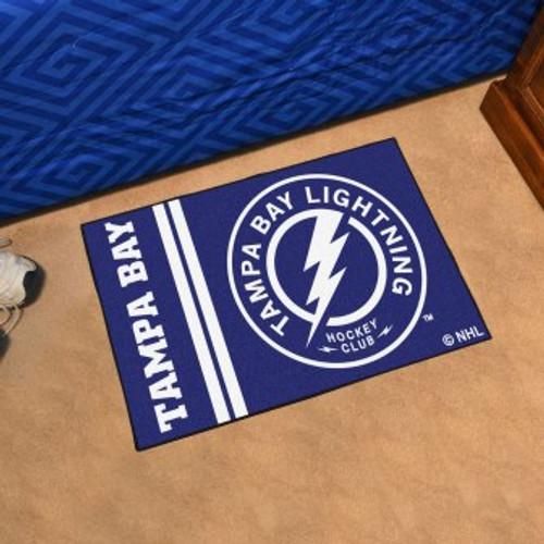 Tampa Bay Lightning Logo Starter Mat