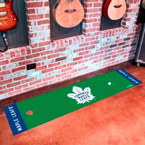 Toronto Maple Leafs Putting Green Mat