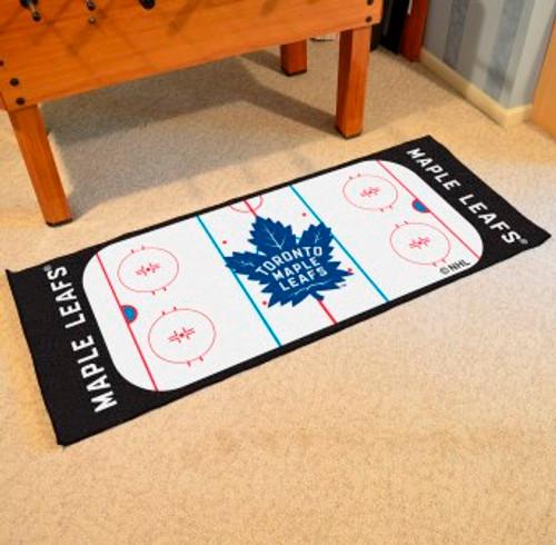 Toronto Maple Leafs Hockey Runner